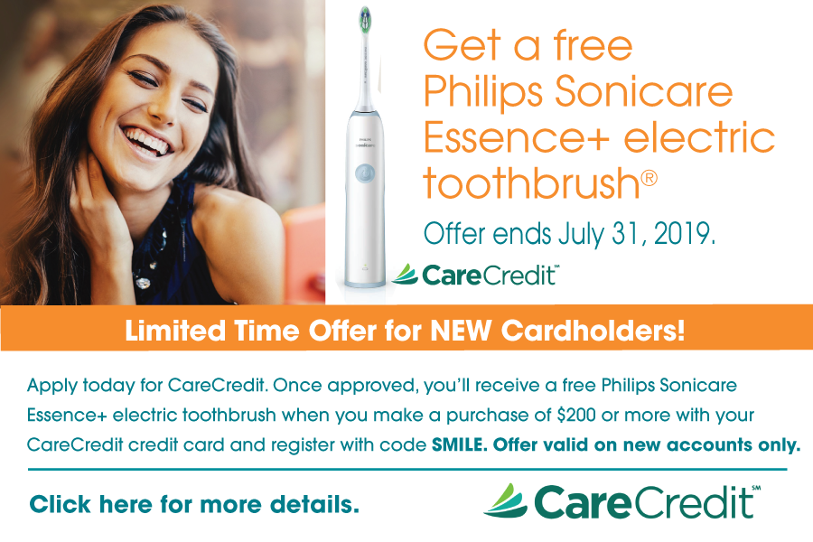 Limited Offer from CareCredit